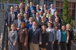 Alumni Association Board of Directors 2017 by Illinois Wesleyan University