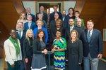 Alumni Association Board of Directors 2016 by Illinois Wesleyan University