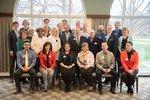 Alumni Association Board of Directors 2018 by Illinois Wesleyan University