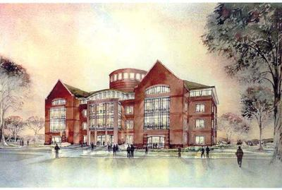 Updated Rendering of Ames Library