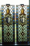 Two of the restored Pembroke Windows are displayed.