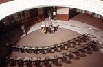 The John Wesley Powell Rotunda is set for the Ribbon Cutting Ceremony, February 12, 2002.
