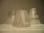 Series II Vases: Frosted