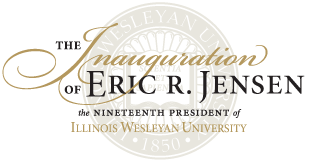 Inauguration of Eric R. Jensen