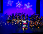 Illinois Wesleyan Civic Orchestra Halloween Pops Concert, <em>The Exorcism of the Sugar Plum Fairy</em>.