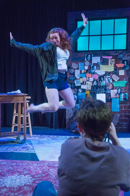Spring Play Wraps Up IWU Theatre Season.
