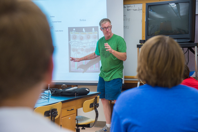 IWU Hosts Science Camps