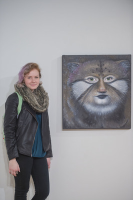 28th Annual Juried Student Art Exhibition.