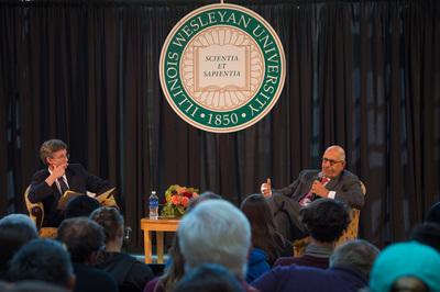 Nobel Peace Prize Winner Visits Illinois Wesleyan
