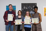 Juried Student Art Show