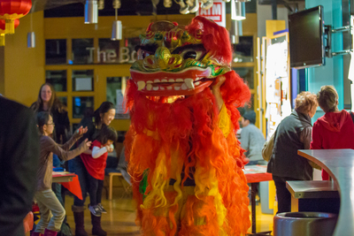 IWU Celebrates Lunar New Year