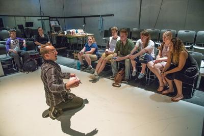 Obie Winning Alumnus Guiding Theatre Season's First Production