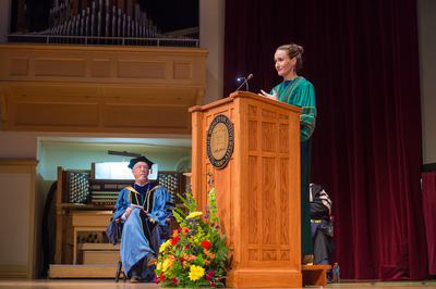 President's Convocation, 2016