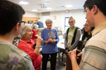 Student Sierra Club Reaches Out to Local Retirement Community by Rachel McCarthy