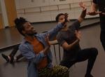 Alum Returns as Guest Choreographer by Vi Kakares