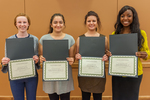 2017 CFW Scholarship Winners by Illinois Wesleyan University