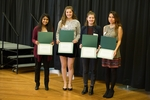 2018 CFW Scholarship Winners by Illinois Wesleyan University
