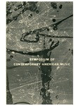 Symposium of Contemporary American Music, 1953