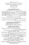 Symposium of Contemporary American Music, 1961