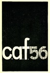 Contemporary Arts Festival Program, 1956