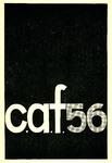 Contemporary Arts Festival Program, 1956
