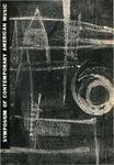 Symposium of Contemporary American Music, 1954