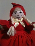 French: Le Petit Chaperon Rouge-Little Red Riding Hood by Charles Perrault and Molly Ramirez
