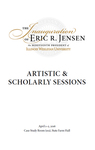 Artistic and Scholarly Sessions Program