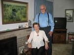 Chet Sheldon '43 and Helen Sheldon '40