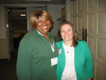 Debra Burt-Frazier and Kelly Fuller