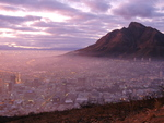 South African Sunrise by Elise Anderson '13
