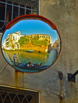 Gondola Ride in Venice by Mandy Kompanowski '13