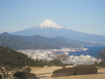 Fuji in Winter by Daniel Brinkmeier '12