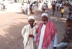 37. Tanga Town Elders at the Donkey Race by Rebecca Gearhart Mafazy
