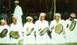 44. Zamuni Dancers Accompanied by Twari