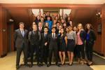 Spring 2015 Student Senate Group