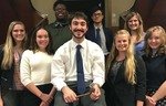2018 Student Senate Exec by Student Senate, Illinois Wesleyan University