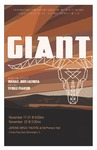 Giant by School of Theatre Arts