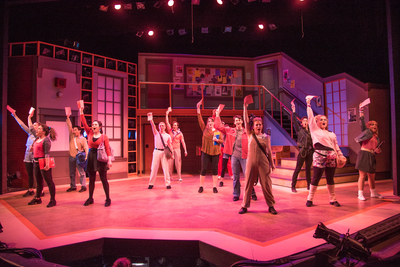 Fame: The Musical 046