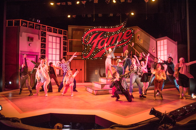 Fame: The Musical 153