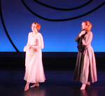 Daydreams: A Dance Duet for the Utermohlen Project by Jean M. Kerr